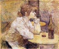 Portrait de Suzanne Valadon, Henri de Toulouse Lautrec
