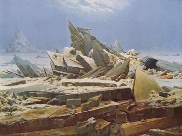 David Friedrich, Polar Sea / The Destroyed Hope