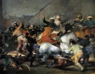 Francisco de Goya, Second of May 1808