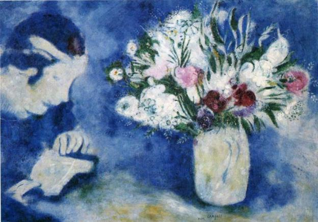 Mark Chagall, Bella in Mourillon