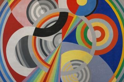 Robert Delaunay, Rythme n1