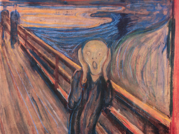 Edvard Munch, The Scream