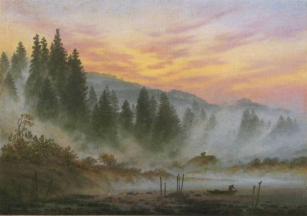 Caspar David Friedrich, Morning