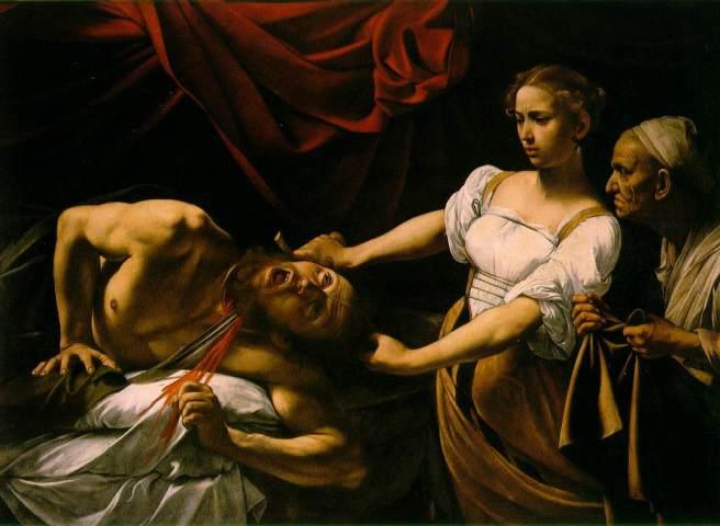 Michelangelo Merisi da Caravaggio, Judith