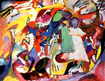 Kandinsky, All Saints l