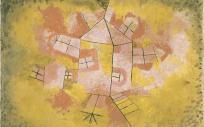 Paul Klee, Revolving house