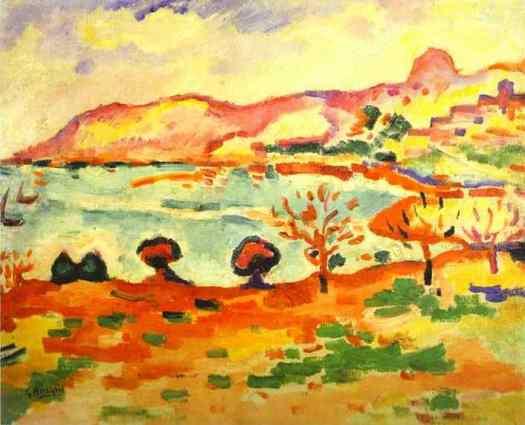 Georges Braque, Landscape of Estaque