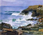 Edward Henry Potthast, Looking out to Sea