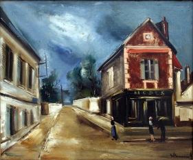 Maurice de Vlaminck, The street