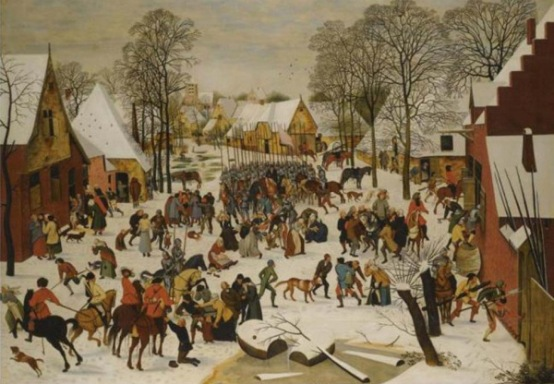 Pieter Brueghel the Elder, The Massacre of the Innocents