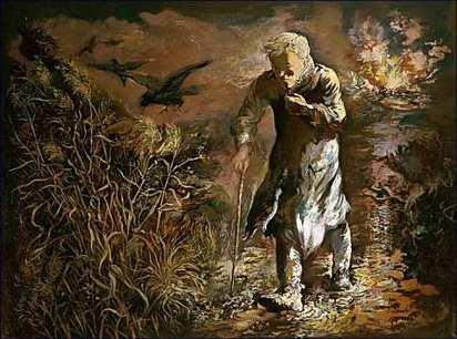 George Grosz, The Wanderer