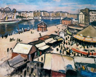 Albert Marquet, Fair in le Havre