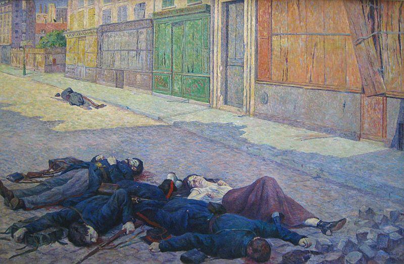 Maximilien Luce, Commune