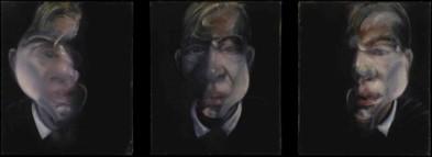 Francis Bacon, 3 studies for a self portrait