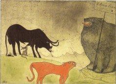 Le concert des partis, Paul Klee
