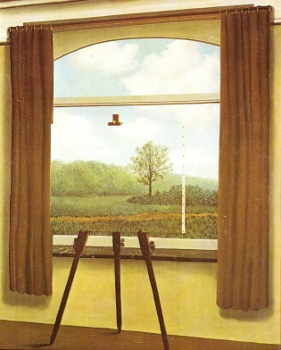 Rene Magritte, The Human Condition